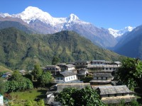 Highlight for Album: Annapurna Trek