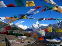 Sexier with prayer flags in front of it.