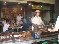 Hui cooks in Xi'an