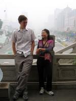 Silvia and I, Xi'an